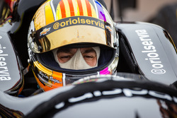 Oriol Servia, Panther DRR Chevrolet