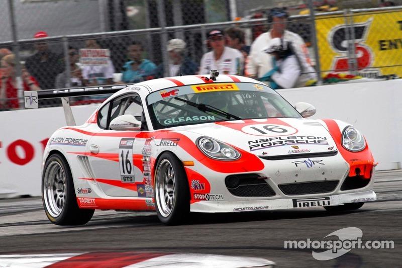 Kevin Gleason, Napleton Porsche/Porsche Cayman S at St. Pete
