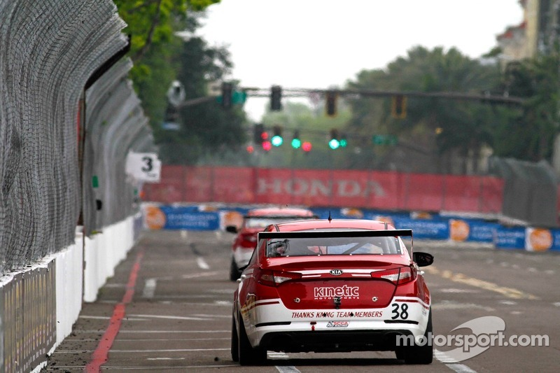 Mark Wilkins, Kinetic/Kia Racing Kia Optima