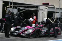 #45 OAK Racing Morgan Nissan: Jacques Nicolet, Jean-Marc Merlin, Philippe Mondolot