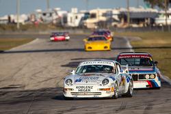 #6 1995 Porsche 993: Francesco Melandri