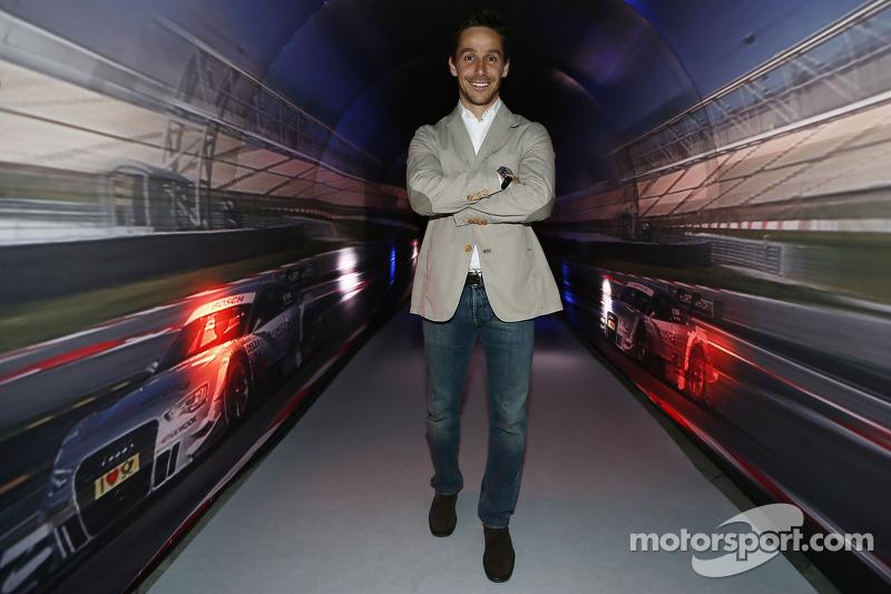 Филипе Альбукерк. Вечеринка Audi перед стартом сезона, особое событие.