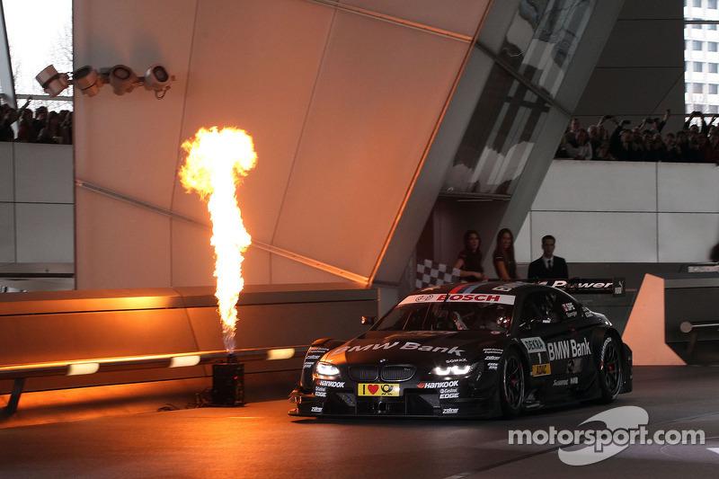 Бруно Сперглер. Презентация BMW, особое событие.