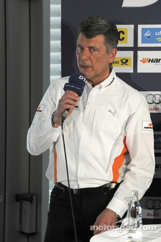 Manfred Sandbichler, Director Motorsport Hankook Europe