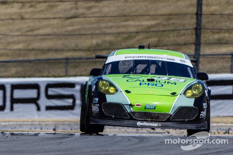 BGB Motorsports Porsche Cayman: Jim Norman, Spencer Pumpelly, Jeff Mosing