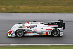 Marcel Fassler, Andre Lotterer, Benoit Treluyer, Audi Sport Team Joest, Audi R18 e-tron quattro