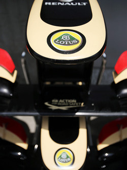 Lotus F1 E21 front wings