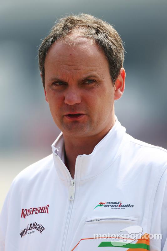Campeonato Mundial de Formula 1, Rd 3, Grande Prêmio da China Xangai, China Dia da Classificação. -