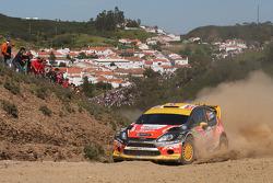 Martin Prokop, Jan Tomanek, Ford Fiesta WRC