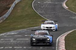 Claudia Hurtgen, Jens Klingmann, Martin Tomczyk, BMW Team Schubert, BMW Z4 GT3 Dirk Müller, Jörg Müller, Augusto Farfus Jr., BMW Team Schubert, BMW Z4 GT3