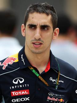 Sebastien Buemi, Red Bull Racing and Scuderia Toro Rosso Reserve Driver