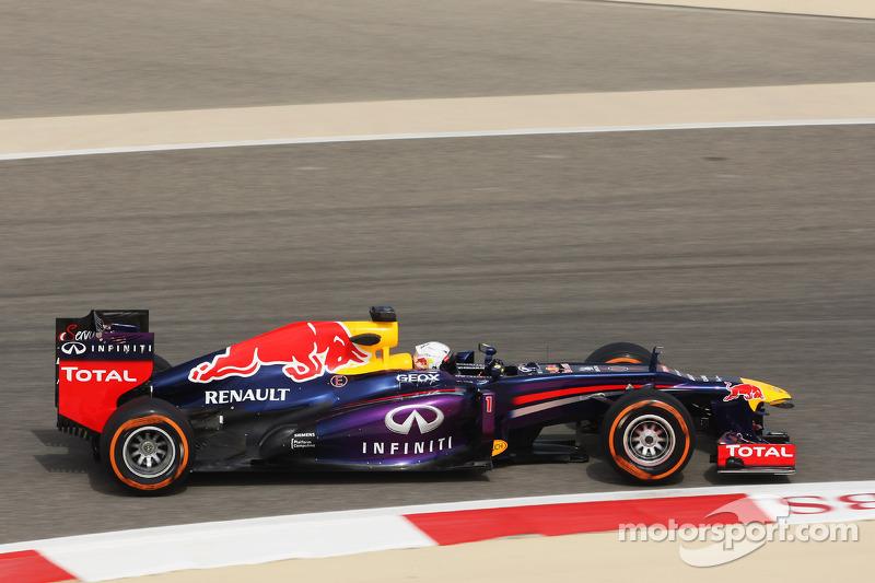 2013: Себастьян Феттель, Red Bull-Renault RB9