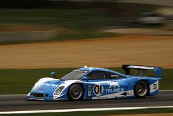 #01 Chip Ganassi Racing com Felix Sabates BMW Riley: Scott Pruett, Memo Rojas