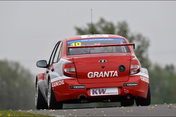 Classificação,James Thompson, Lada Granta, LADA Esporte Lukoil