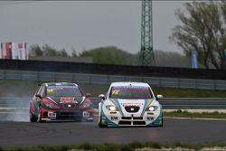 INKL.COM Münnich Motorsport and Pepe Oriola, SEAT Leon WTCC, Tuenti Racing
