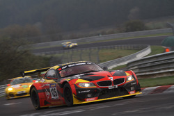 Henry Walkenhorst, Ralf Oeverhaus, Max Partl Bonk Motorsport, BMW Z4 GT3
