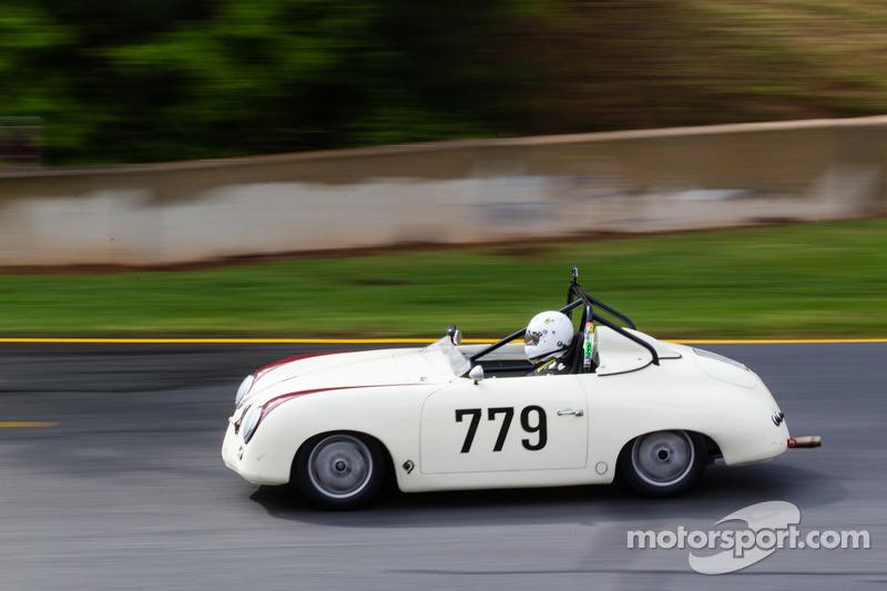 Cliff Murray, Porsche 356
