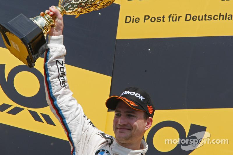 2e plaats, Dirk Werner, BMW Team Schnitzer BMW M3 DTM