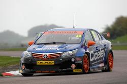 Adam Morgan, Cicely Racing