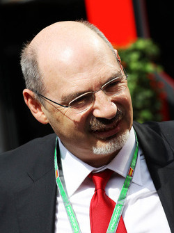 Stefano Lai, Presidente Ferrari