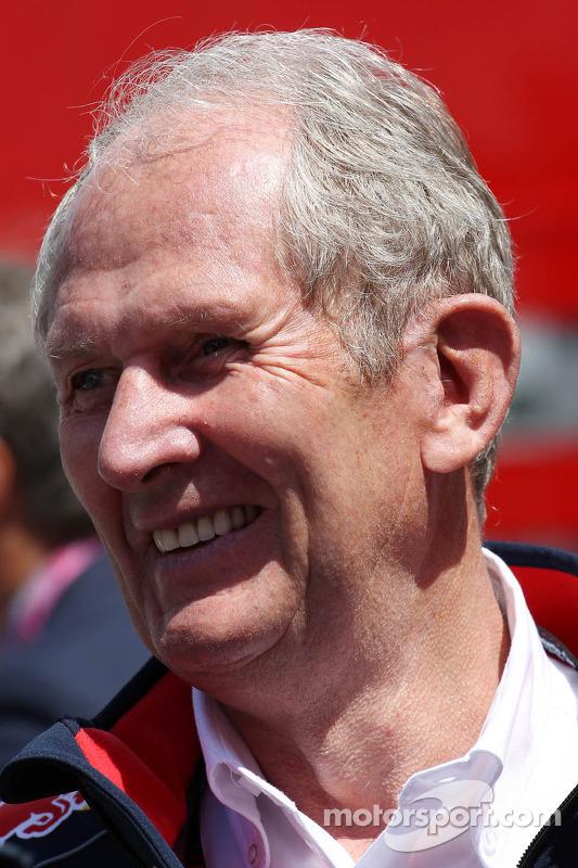 Dr. Helmut Marko, consultor da Red Bull Racing