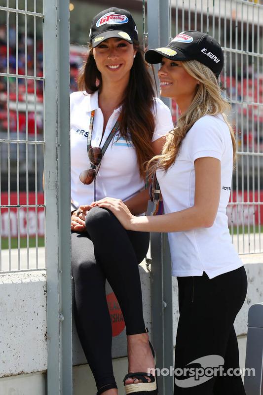 GT Racing garotas