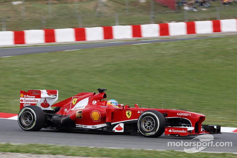 Фенандо Алонсо, Ferrari F138
