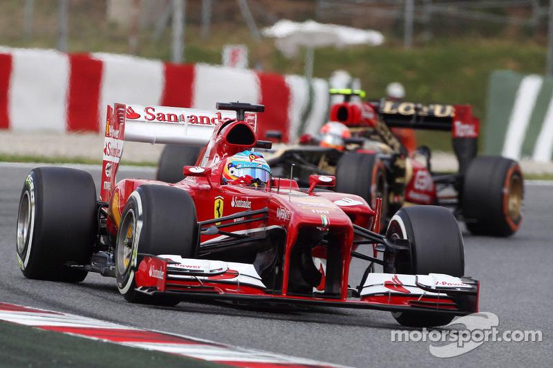 Фернандо Алонсо, Ferrari F138
