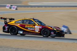 #30 NGT Motorsport Prosche 911 GT3 Cup: Henrique Cisneros, Nick Tandy