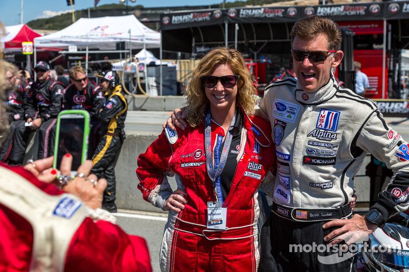 Laguna Seca Raceway >> Scott Tucker - Laguna Seca - Photos ALMS - Motorsport.com