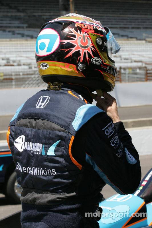 Alex Tagliani, Bryan Herta Autosport com Curb-Agajanian
