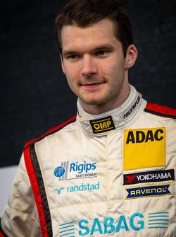 German F3 driver Yannick Mettler