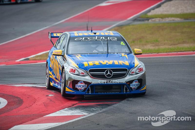 Lee Holdsworth, Erebus Motorsport