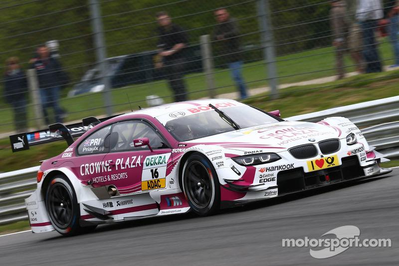 Andy Priaulx, BMW Team RMG, BMW M3 DTM
