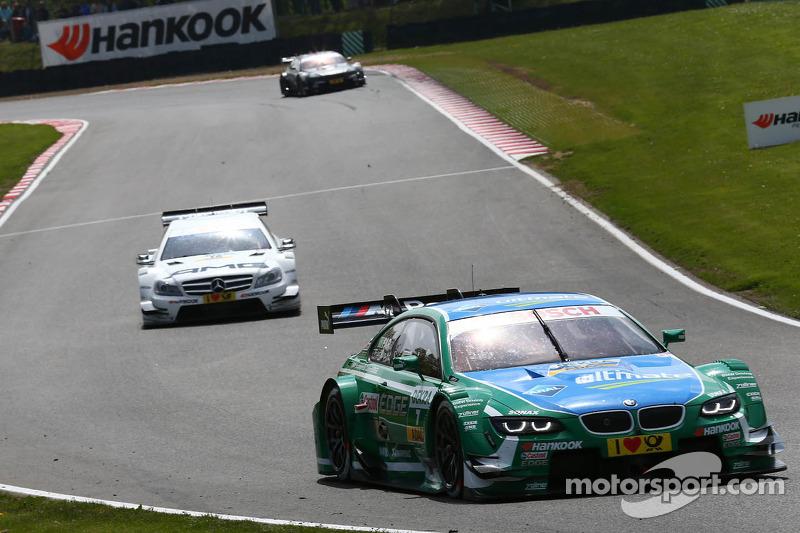 Augusto Farfus, BMW Team RBM. BMW M3 DTM