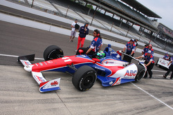 Conor Daly, A.J. Foyt Enterprises Honda