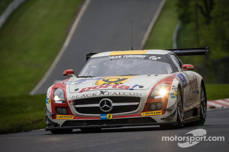 2013: Bernd Schneider, Jeroen Bleekemolen, Sean Edwards, Nicki Thiim (Mercedes-Benz SLS AMG GT3)