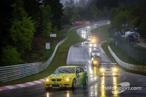 #58 Bonk Motorsport BMW M3 GT4 (SP10): Wolf Silvester, Emin Akata, Alexander Mies, Mario Merten