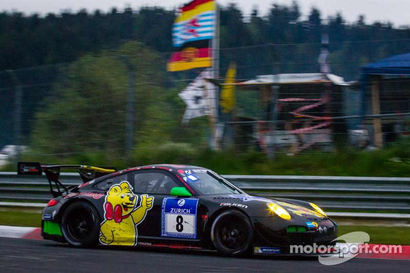 #8 Haribo Racing Team Porsche 911 GT3 R (SP9): Richard Westbrook, Emmanuel Collard, Mike Stursberg,