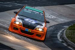 #94 BMW E46 M3 (SP6): Teofilo Masera, Lorenzo Rocco