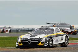 #18 Black Falcon Mercedes SLS AMG GT3: Klaas Hummel, Steve Jans, Adam Christodoulou