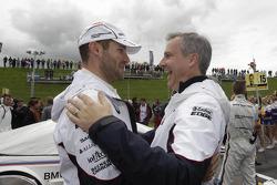 Martin Tomczyk, BMW Team RMG BMW M3 DTM and Jens Marquardt, BMW Motorsport Director