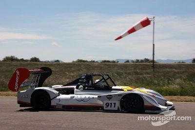 Romain Dumas tests the Norma prototype