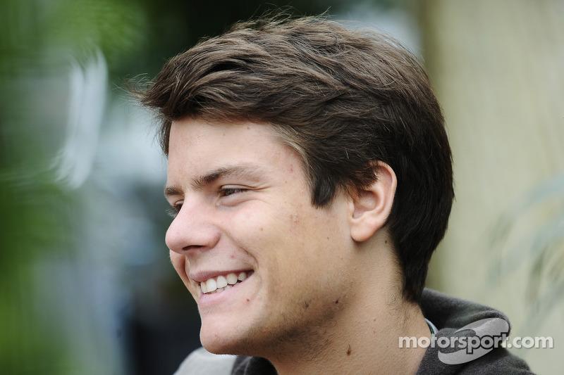 Adrien Tambay, DTM-coureur