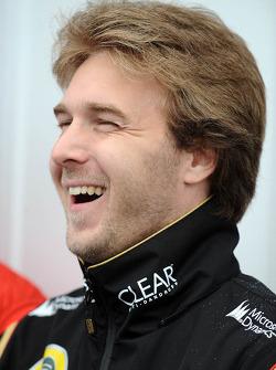 Davide Valsecchi, Lotus F1 Team