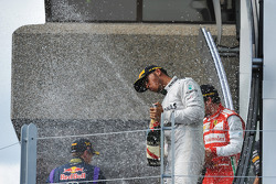 Second place Lewis Hamilton, Mercedes AMG F1