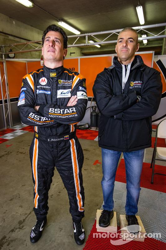Enzo Potolicchio e Rui Aguas