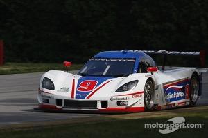 #9 Action Express Racing Corvette DP: Burt Frisselle, Brian Frisselle