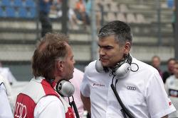 Dieter Gass, Head of Audi DTM
