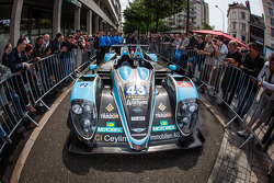#43 Morand Racing Morgan LMP2 Judd